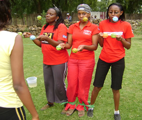 Kenya - team building