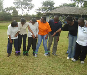 Kenya Team Building